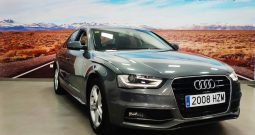 Audi A4 S Line 2.0 TDI 150 CV