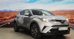 TOYOTA C-HR 5P 1.8 125H ADVANCE HYBRID