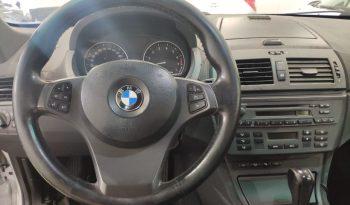 BMW X3 3.0 i 231cv Transmisión automática full